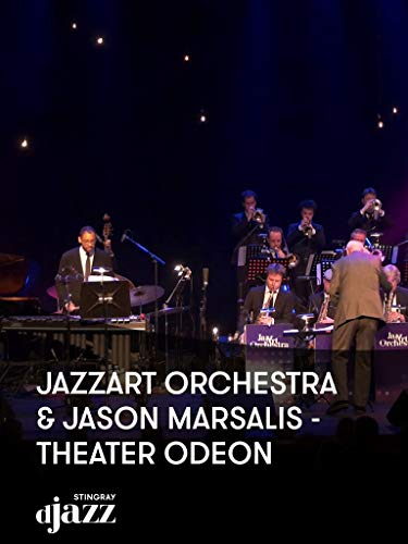 JazzArt Orchestra and Jason Marsalis - Theater Odeon