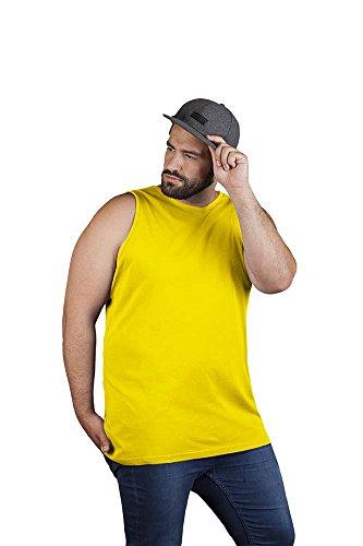 Promodoro Athletic Tank Top Plus Size Herren