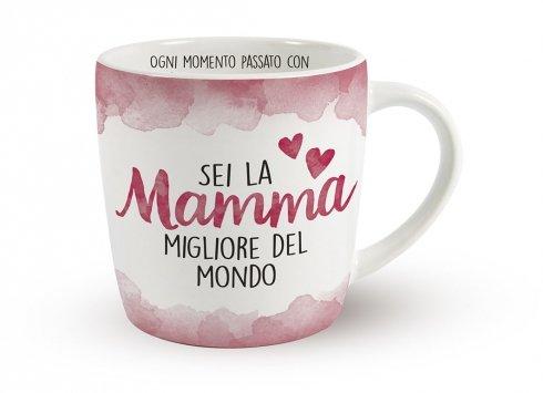 Tazza Con Manico Ceramica Mamma Mug