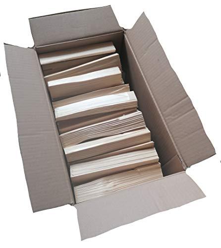 4 kg Anzündholz Fichte - Im praktischen Karton - Anfeuerholz sehr sauber und trocken - Ökologisches Anmachholz aus eigener Herstellung - für Kamin, Ofen, Kachelofen und Grill