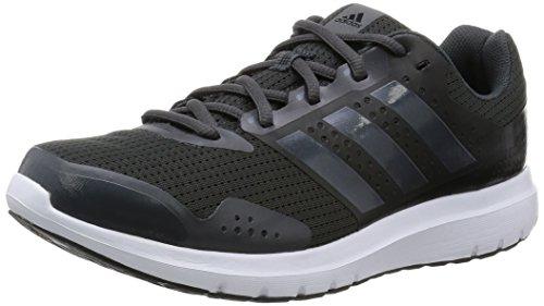 adidas Duramo 7 M, Zapatillas de Running para Hombre, Negro/Gris, 40 EU