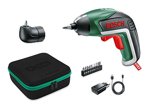 Bosch Home and Garden 0 603 9A8 001 Atornillador de batería de Litio, 5.4 W, 3.6 V