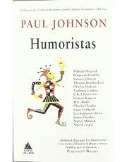 Humoristas (Ático de los Libros)