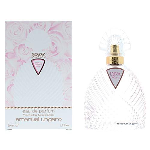 Ungaro Diva rose Eau de Parfum en vaporisateur 50 ml, 1er Pack (1 x 50 ml)