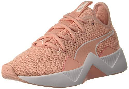 Puma Damen Incite Fs Wns Fitnessschuhe, Pink (Peach Bud-Puma White), 39 EU