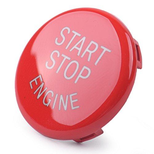 beler Motor Zündschalter Start Stop Taster Ring Trim Deckel