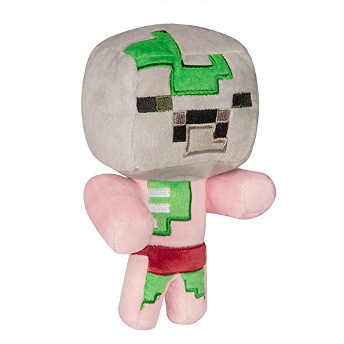 Minecraft Happy Explorer Series-Peluche Coleccionable de 7 Pulgadas-Ba