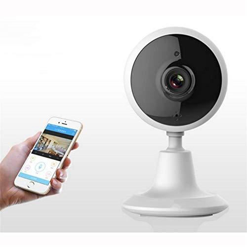L&WB Security Camera's Indoor WiFi IP Camera 720p, 120° breed bekijken, met bewegingsdetectie, Twee-weg Audio en App voor Baby Huisdier Monitoring