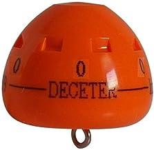 浮動ウキ DECETER(ディセター) オレンジ Sサイズ 0番