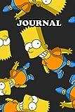 Journal Simpsons Notebook Calendar 2021 Gift Kids Adult Collector Edition 4