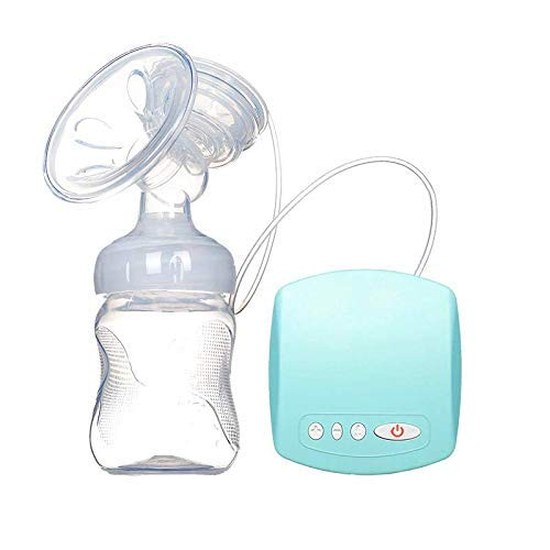 SHIV KRAFT Electric Breast Pump, USB Rechargeable Breastfeeding Pump, Nursing Breast Massage with 2 Modes 9 Levels Adjustment, BPA Free Breast Milk Pump