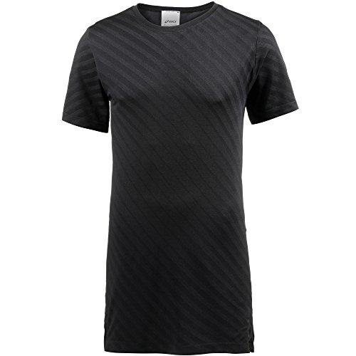 Preisvergleich Produktbild ASICS Herren Laufshirt schwarz M