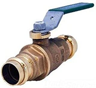 legend press ball valve