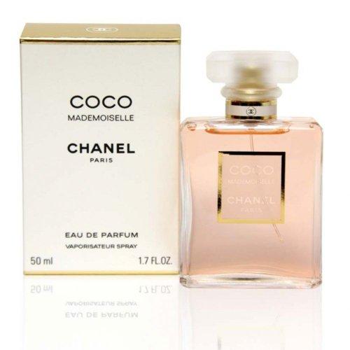 Chanel coco mademoiselle eau de parfum spray 50ml (1.7oz) edp
