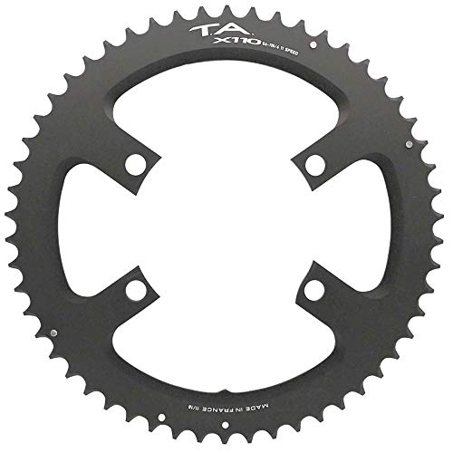 TA Kettenblatt X110 46Z. Durchmesser: 110 außen 11-f anthrazit Fahrrad