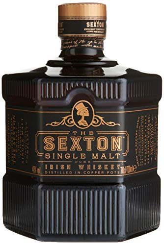 The Sexton Single Malt Irish Whiskey Whisky (1 x 0.7 l)