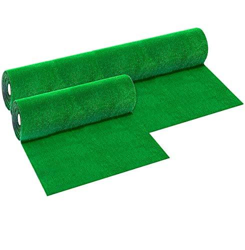 Hierba sintética drenante, 7mm, 50tamaños disponibles en altura de 1metro o 2metros. Alta calidad, 100% hecho en Italia