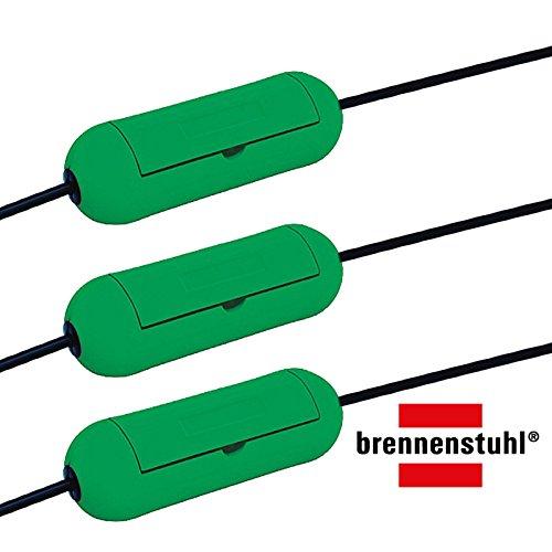 Brennenstuhl Safe-Box grün, 1160400 (3, Safe-Box grün)