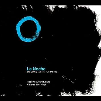 La Noche. 21st Century Music for Flute and Harp