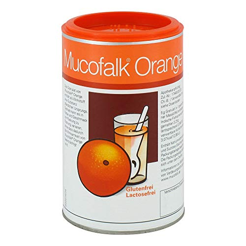 Mucofalk Orange Granulat, 150 g