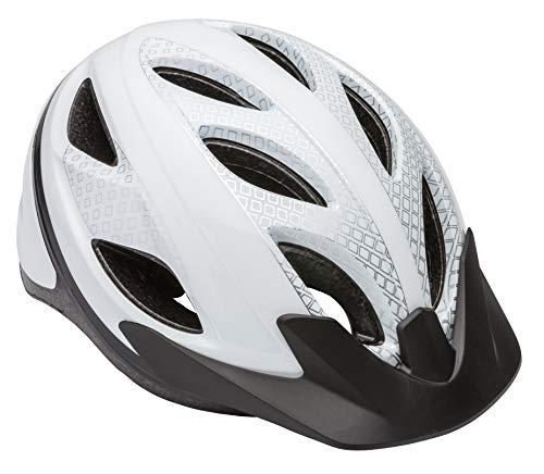 Schwinn Bike Helmet Pathway Collection, White/Black