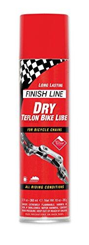 Finish Line Teflon Plus Secco Lubrificante, Multicolore, 60 ml