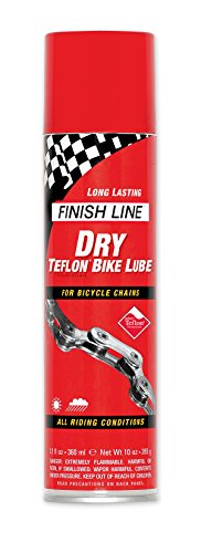 Finish Line Teflon Plus Secco Lubrificante, Multicolore, 60 ml