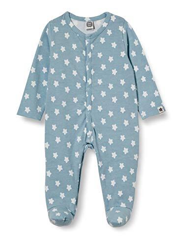 Tuc Tuc Pelele Punto Cozy Friends Mamelucos para bebés y niños pequeños, Azul, 3-6M