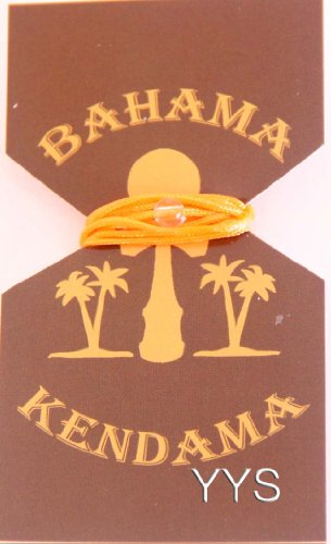 Bahama Kendama Grand Replacement String-Extra Long - Antique Gold