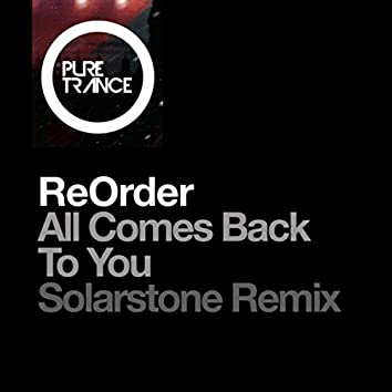 All Comes Back to You (Solarstone Pure Mix Expanded)