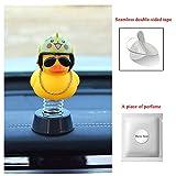 KDDD Ornamente Mini Bobble-Head Spielzeug Auto Armaturenbrett Für Auto Fahrzeug Dekoration Für...