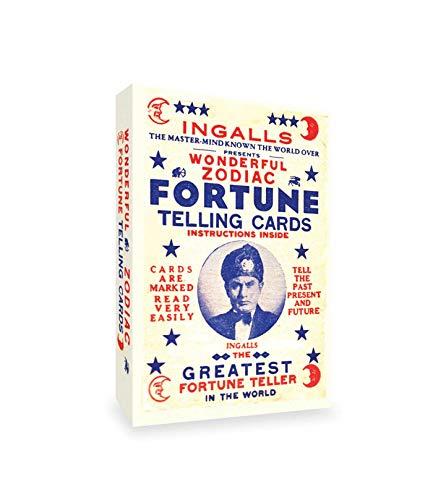 Wonderful Zodiac Fortune Telling Cards