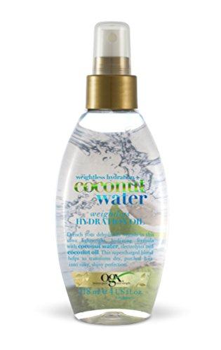OGX Weightless Hydration + Coconut Water Weightless Hydration Oil 118 ml