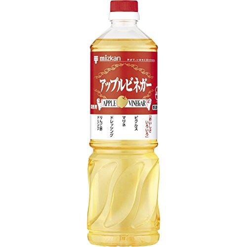 ミツカン 業務用 果実酢 アップルビネガー ペット1L