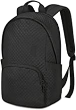 Laptop Backpack BAGSMART Backpacks for Women Fits up to 15.6 inches Notebook, Anti-theft Back Packs for Work School Business College Black