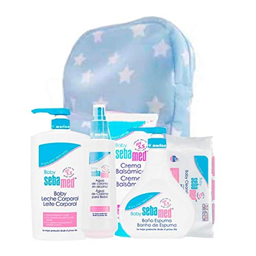 Sebamed Baby Blue Foam Bath Gel 500ml Set 6 Pieces301111