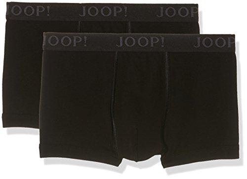 Joop! Herren 17 B-2-Pack-Boxer 10001475 Boxershorts, Schwarz (Black 001), Small