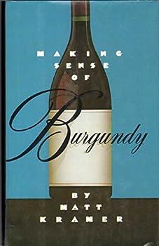 Making Sense of Burgundy 0688086675 Book Cover