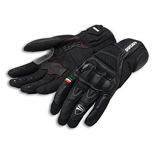 Ducati Spidi Handschuhe City 2 schwarz Größe L