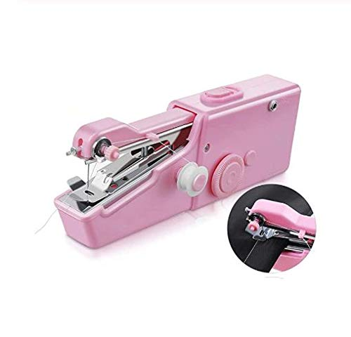 FD Creation FD Sewing Machines for Home Tailoring use, Electric Sewing Machine, Mini Portable Stitching Machine Hand held Manual silai Machine