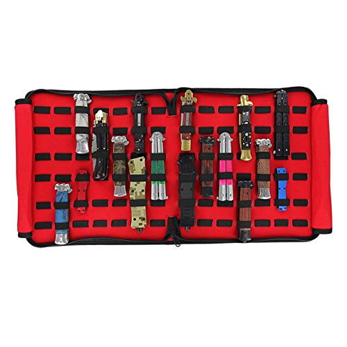 Knife Carry-All 42-Piece Folding Case