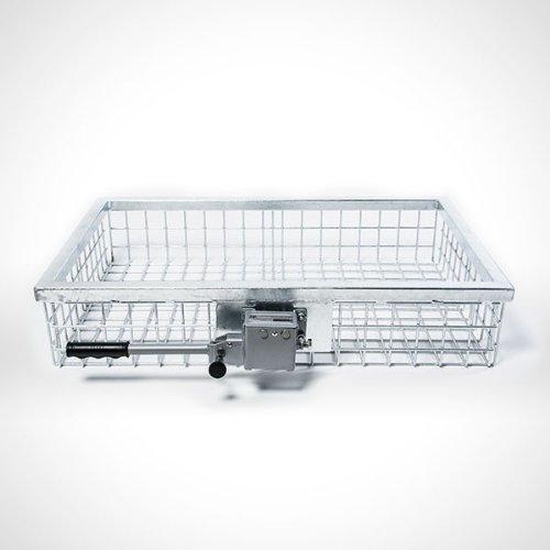 Gehetec Wildträger Heckträger neues Modell ideal für kleine Geländewagen wie Jimny Dacia