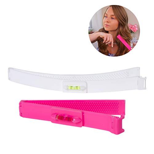 SnipClip Hair Cutting Tool - Hair Cutting Guide - Cut Your Own Hair with These Hair Cutting Clips - Perfect Self Cut System