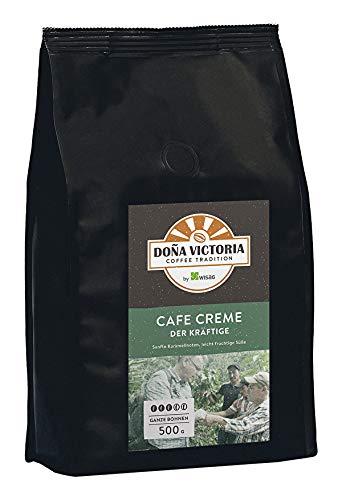 Doña Victoria 500g Kaffeebohnen - Der Kräftige, Stärke 3 - Ideal für Kaffee Vollautomat und Siebträger