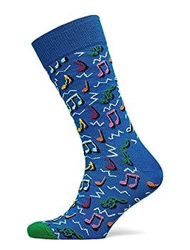 Happy Socks City Jazz Sock Blue/Green 9-11