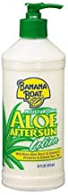 Best banana boat aloe after sun lotion ingredients Reviews