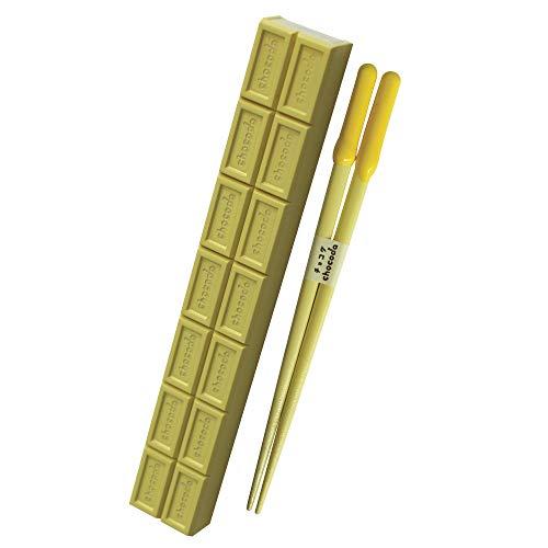 プライムナカムラ チョコダ箸&チョコダ箸箱セット バナナ お箸 弁当 ランチ ランチアイテム PN-1648