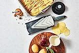 DeBuyer Konra Axis Mandolina Acero Inoxidable Alimentos Frut