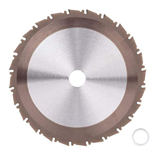 HYY-AA 210 × 25,4 × 1,8 mm 24T Cuchilla for Sierra Circular,...