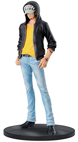 BANPRESTO One Piece - Jeans Freak Vol. 4 Trafalgar Law Fig.